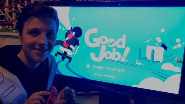 Nintendo Switch – Good Job