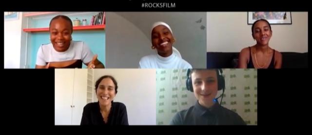 Rocks – Harrison talks to Bukky Bakray, Kosar Ali, Sarah Gavron and Anu Henriques